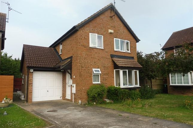 Thumbnail Detached house for sale in Shannon Close, Rushden