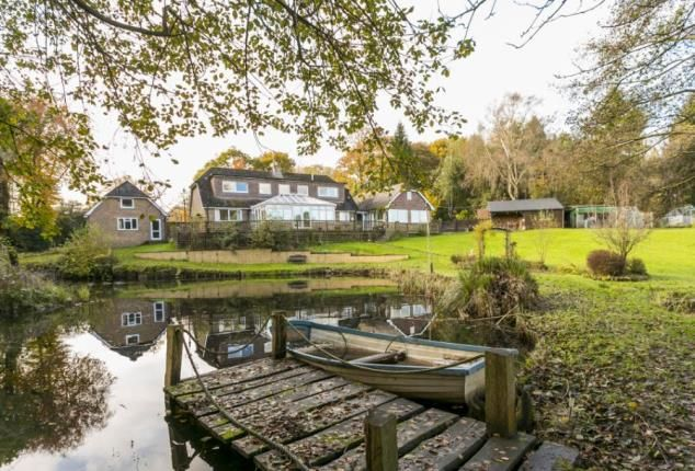 Thumbnail Detached house for sale in Three Cups, Heathfield, East Sussex