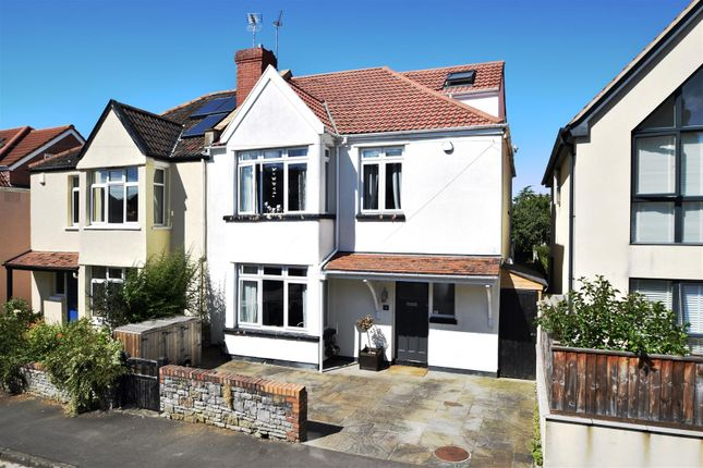 Thumbnail Semi-detached house for sale in Lawrence Grove, Westbury-On-Trym, Bristol