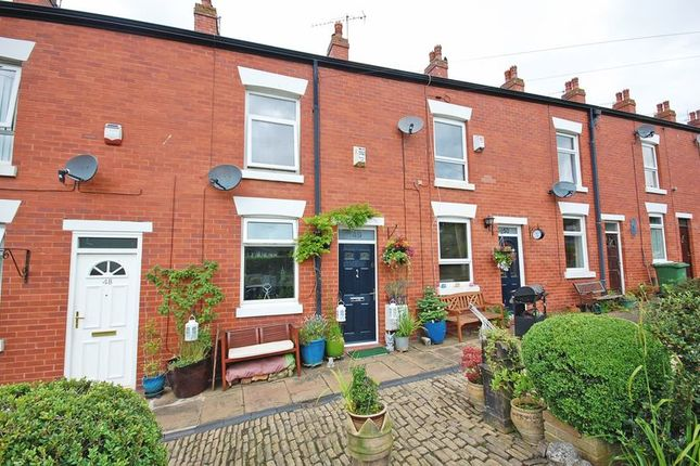 2 bed terraced house for sale in Erskine Street, Compstall, Stockport