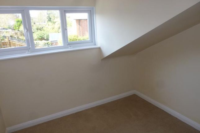 Bedroom of Mill Close, Bagshot, Surrey GU19