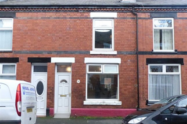 Thumbnail Terraced house to rent in Maxwell Street, Crewe
