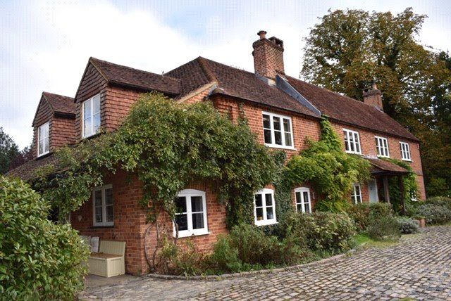Thumbnail Detached house for sale in Rye Grove, Windlesham, Surrey