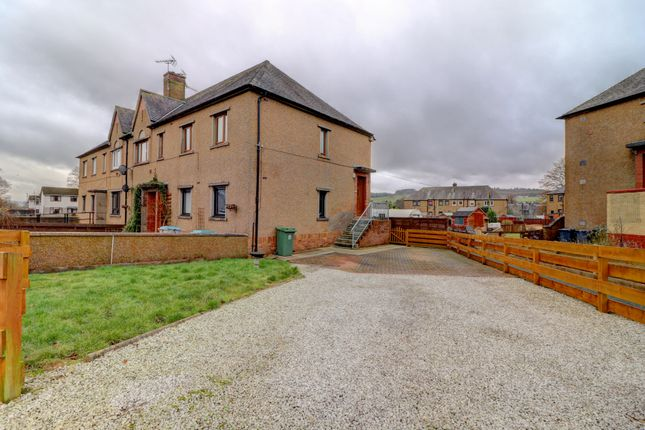 Thumbnail Flat for sale in Park Circle, Moffat