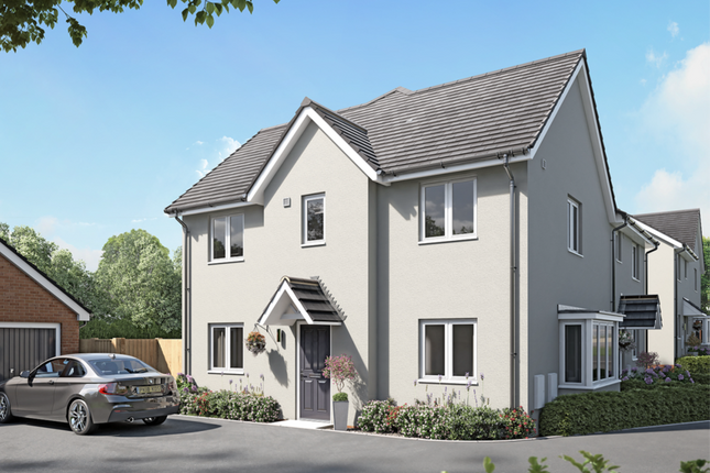"""3 bed property for sale in """"The Chesham"""" at Wintour Drive, Lydney GL15"""