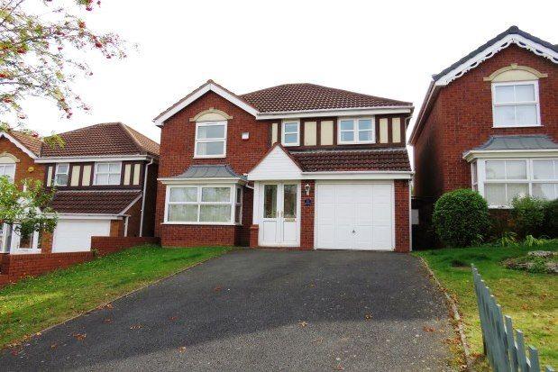 4 bed property to rent in Bellfield, Birmingham B31