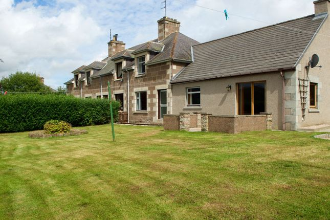 Thumbnail Semi-detached house for sale in Lumsden, Huntly