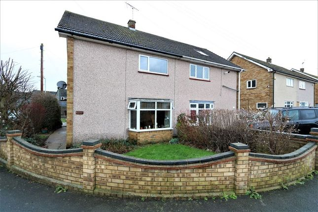 Thumbnail Semi-detached house for sale in Digby Road, Corringham, Stanford-Le-Hope