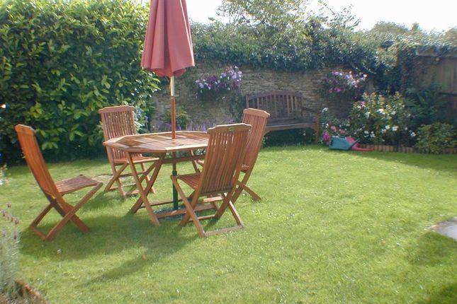Garden of Paddock End, Kington St. Michael, Chippenham SN14