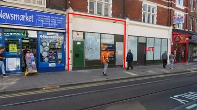 Thumbnail Retail premises to let in George Street, Croydon