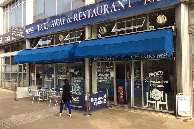 Thumbnail Restaurant/cafe for sale in Hereward Cross, Peterborough
