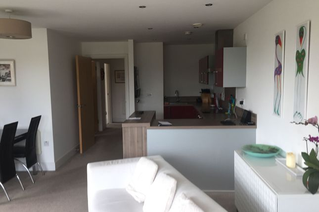 Thumbnail Flat to rent in Usk Way, Newport