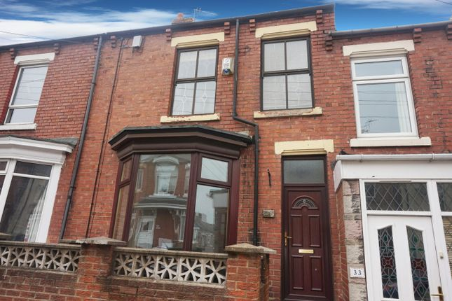 Thumbnail Terraced house for sale in Darlington Road, Ferryhill