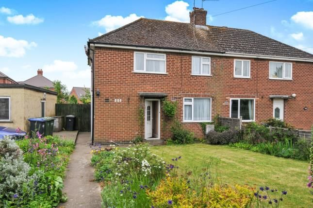 Thumbnail Semi-detached house for sale in Townsend Lane, Long Lawford, Rugby, Warwickshire