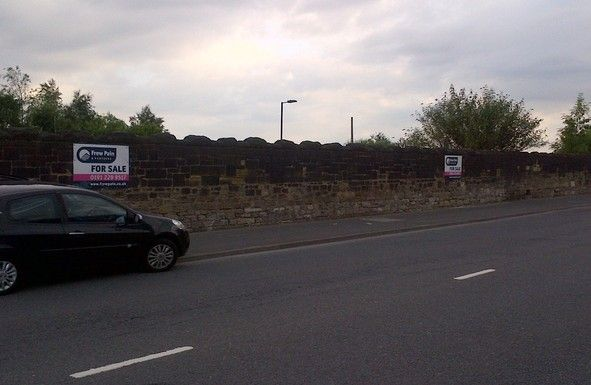 Thumbnail Land for sale in Hadrian Road, Wallsend