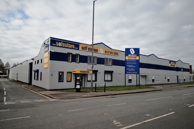 Thumbnail Warehouse to let in Safestore Self Storage, Pennywell Road, Old Market, Bristol