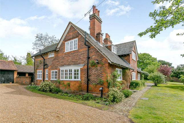 Thumbnail Detached house for sale in Mill Lane, Ripley, Woking, Surrey