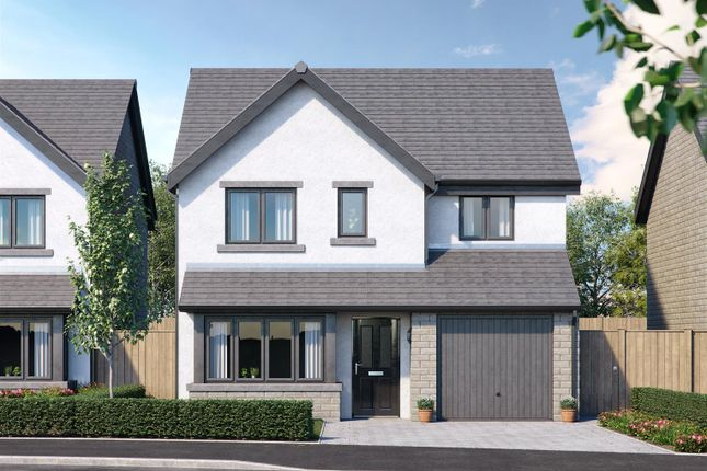 Thumbnail Detached house for sale in Bowfell At Lund Farm, Sir John Barrow Way, Ulverston