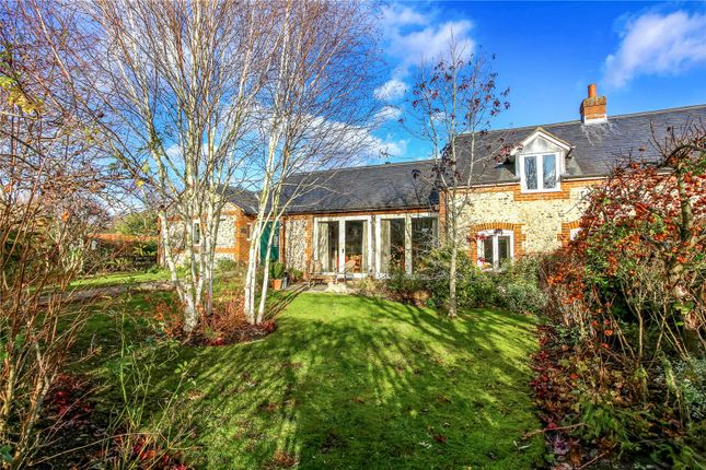 Thumbnail Semi-detached house for sale in Will Hall Farm, Alton, Hampshire