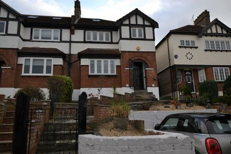 Thumbnail Semi-detached house for sale in The Avenue, Highams Park
