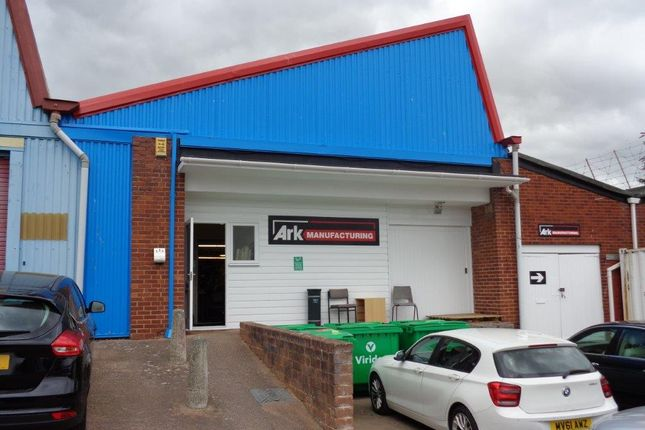 Thumbnail Industrial to let in Brookside Units, Pinhoe, Exeter