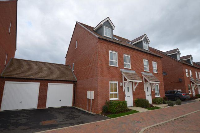 Thumbnail Semi-detached house to rent in Wren Crescent, Bodicote, Banbury