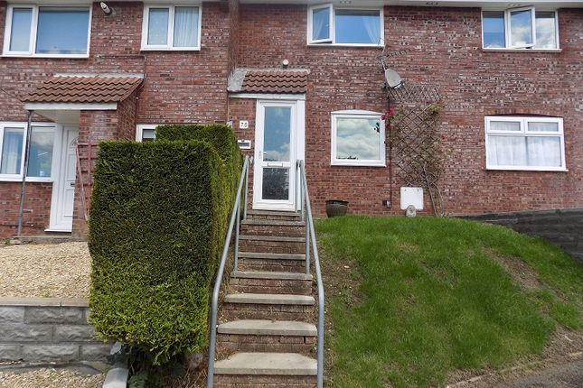 Terraced house for sale in Hazeldene Avenue, Brackla, Bridgend.