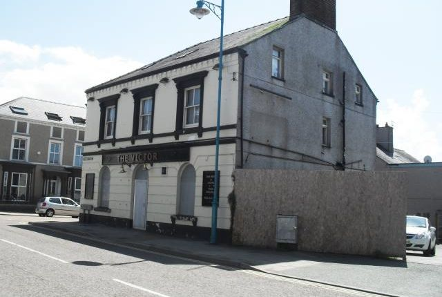 Thumbnail Detached house for sale in The Victoria Hotel, Snowdon Street, Penygroes