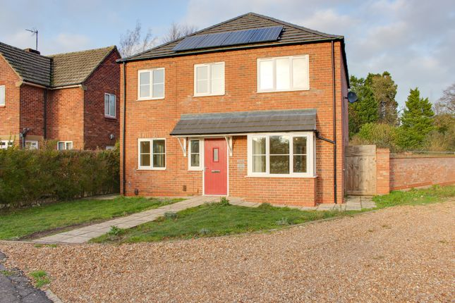 Thumbnail Detached house for sale in The Chase, Leverington Road, Wisbech