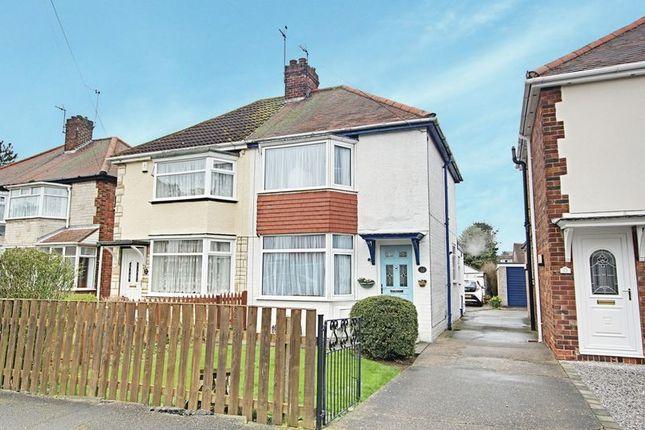 Thumbnail Semi-detached house for sale in Lambert Park Road, Hedon, Hull