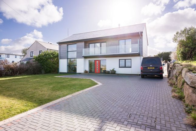 3 bed detached house for sale in Cove Road, Sennen