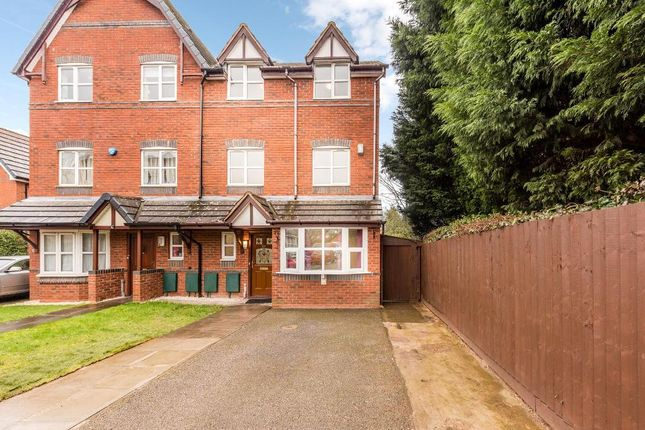 Thumbnail Semi-detached house for sale in Foxes Meadow, Kings Norton, Birmingham