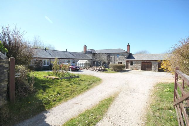 Thumbnail Barn conversion for sale in Goonreeve, St. Gluvias, Penryn