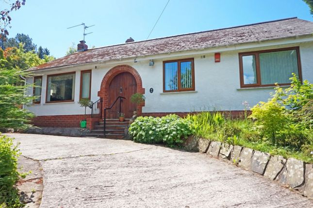 Thumbnail Detached bungalow for sale in Murch Road, Dinas Powys