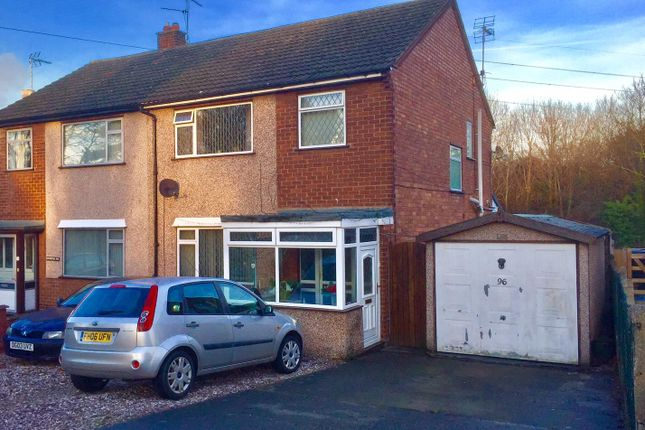 Thumbnail Semi-detached house for sale in Kelsterton Road, Connah's Quay, Deeside