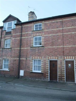 Thumbnail Terraced house to rent in 21, Brook Street, Llanidloes, Powys