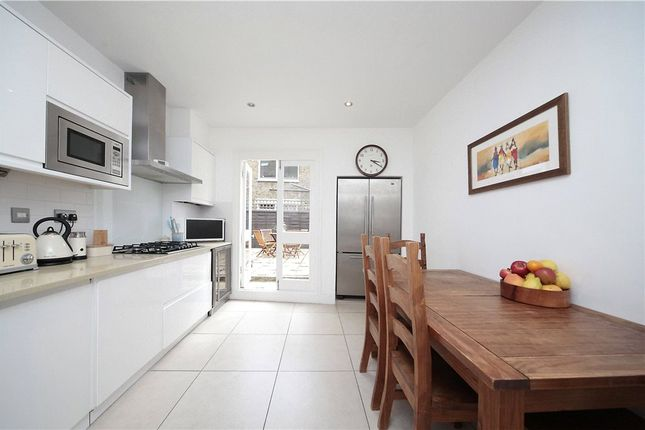 Thumbnail Terraced house to rent in Dagnan Road, Clapham South, London