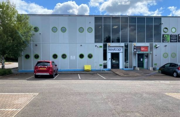 Thumbnail Office for sale in Wright House, Stafford Court, Telford, Shropshire