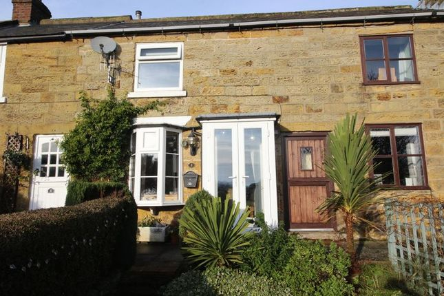 Thumbnail Cottage for sale in 2 Hall Cottages, South Street, Scalby