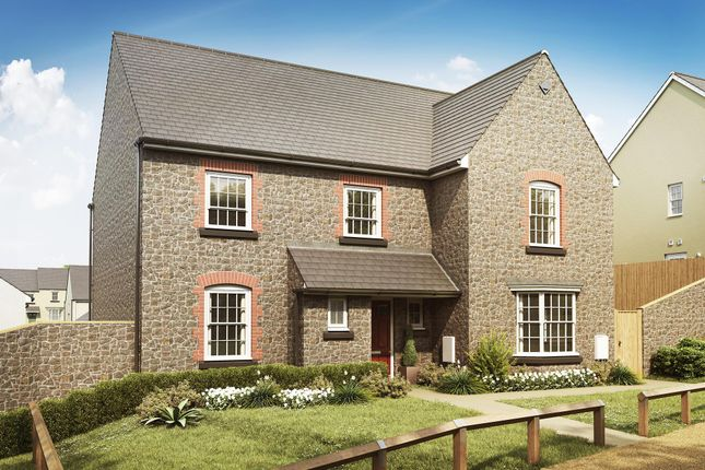 """Thumbnail Detached house for sale in """"Manning"""" at Brixton, Plymouth"""
