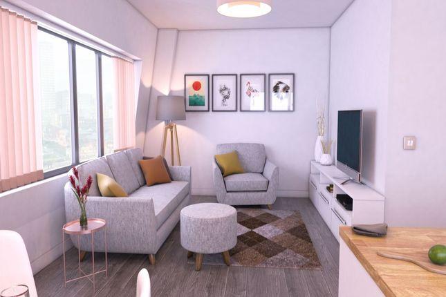 2 bed flat for sale in Queen Street, Sheffield