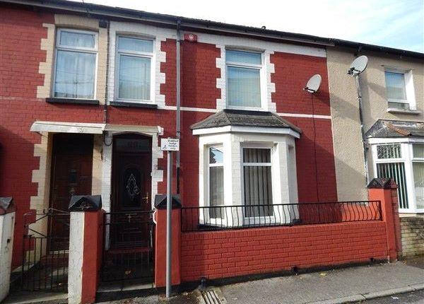3 bed terraced house for sale in Duke Street, Abertillery