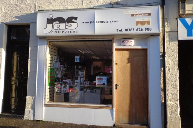 Studio to rent in Chalmers St, Dunfermline, Fife KY12
