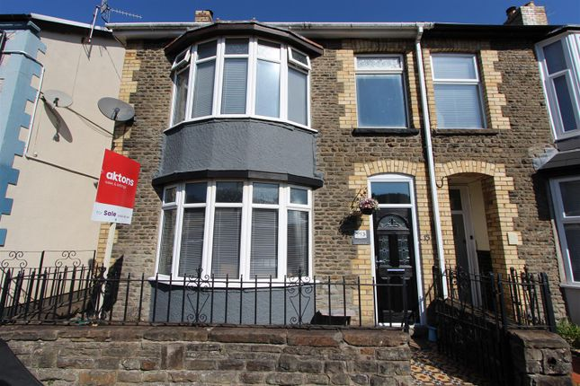 Thumbnail Semi-detached house for sale in Station Terrace, Caerphilly