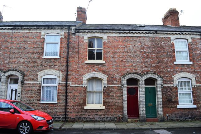 Thumbnail Terraced house to rent in Frances Street, Fulford, York