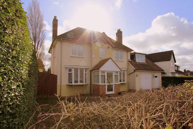Thumbnail Detached house for sale in Walsall Road, Aldridge, Walsall