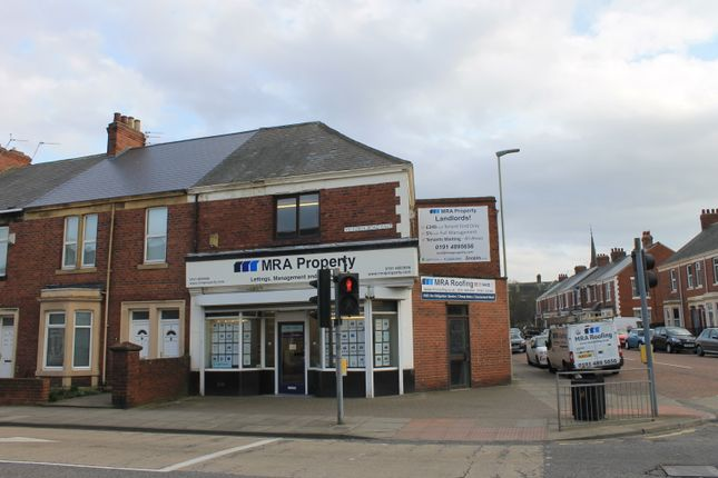 Thumbnail Retail premises for sale in Victoria Road East, Hebburn