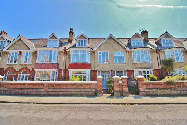 Thumbnail Terraced house for sale in Brading Avenue, Southsea