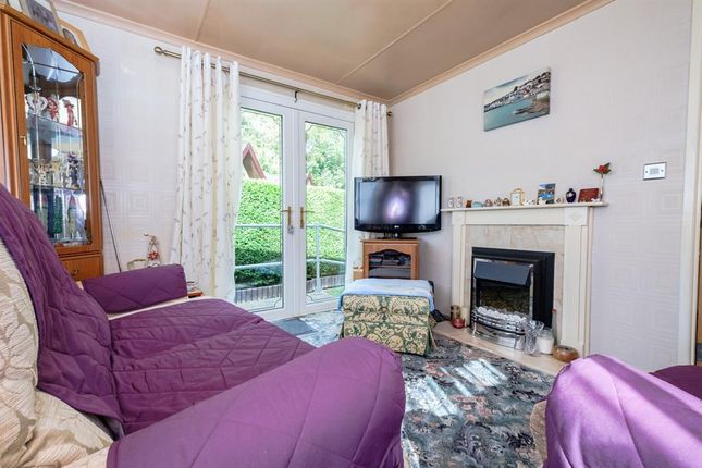 Lounge of The Glade, Caerwnon Park, Builth Wells LD2