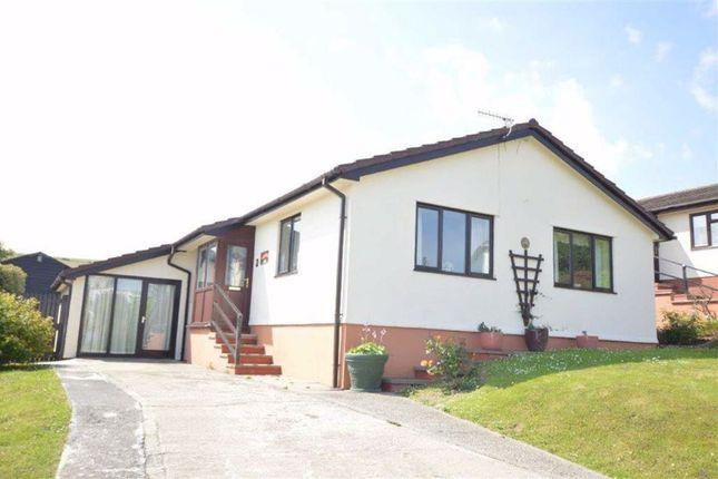 Thumbnail Bungalow for sale in Craig Y Mor, Ffordd Y Fulfran, Borth, Ceredigion